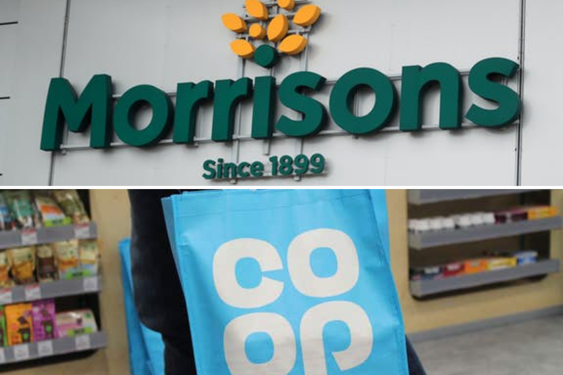 Morrisons and Co-op payment issues a 'concerning situation' for shoppers