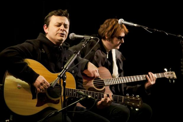 South Wales Argus: GIG: The Manic Street Preachers are brought home to Blackwood by the BBC Radio 2