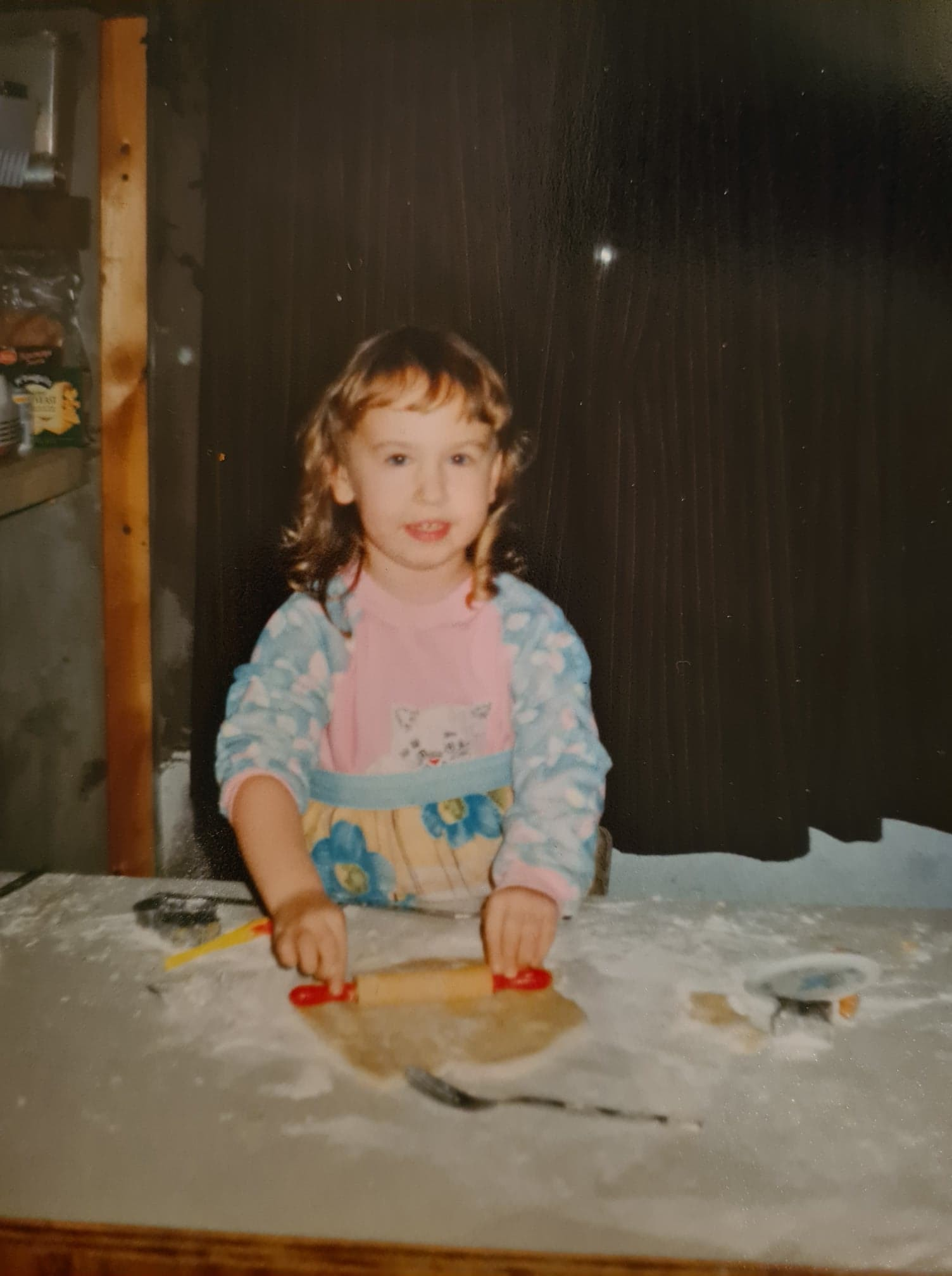 Steph Gore has baked since she was a child (Picture: Steph Gore)