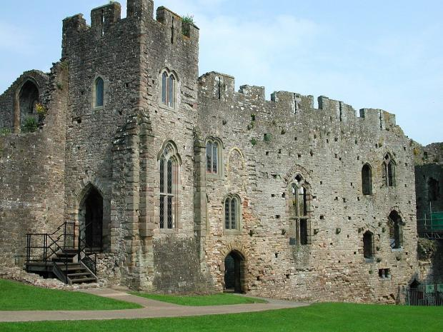 South Wales Argus: Chepstow Castle