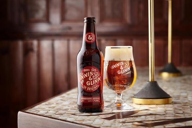 Innis and Gunn is offering free beer to anyone in the UK. (Innis & Gunn)
