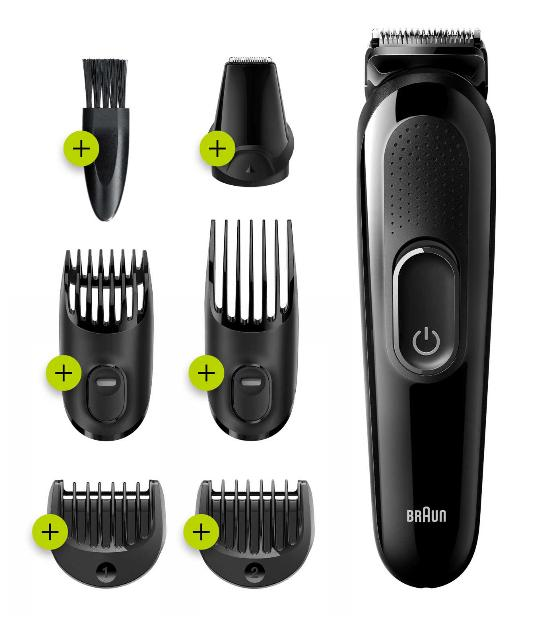 South Wales Argus: Braun 6-in-1 Multigrooming Kit. (Aldi)