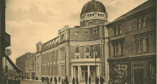 South Wales Argus: The old art college on Clarence Place, Newport