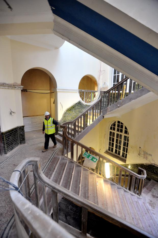 South Wales Argus: CB 26.1.11 REPORTER DAVE DEANS