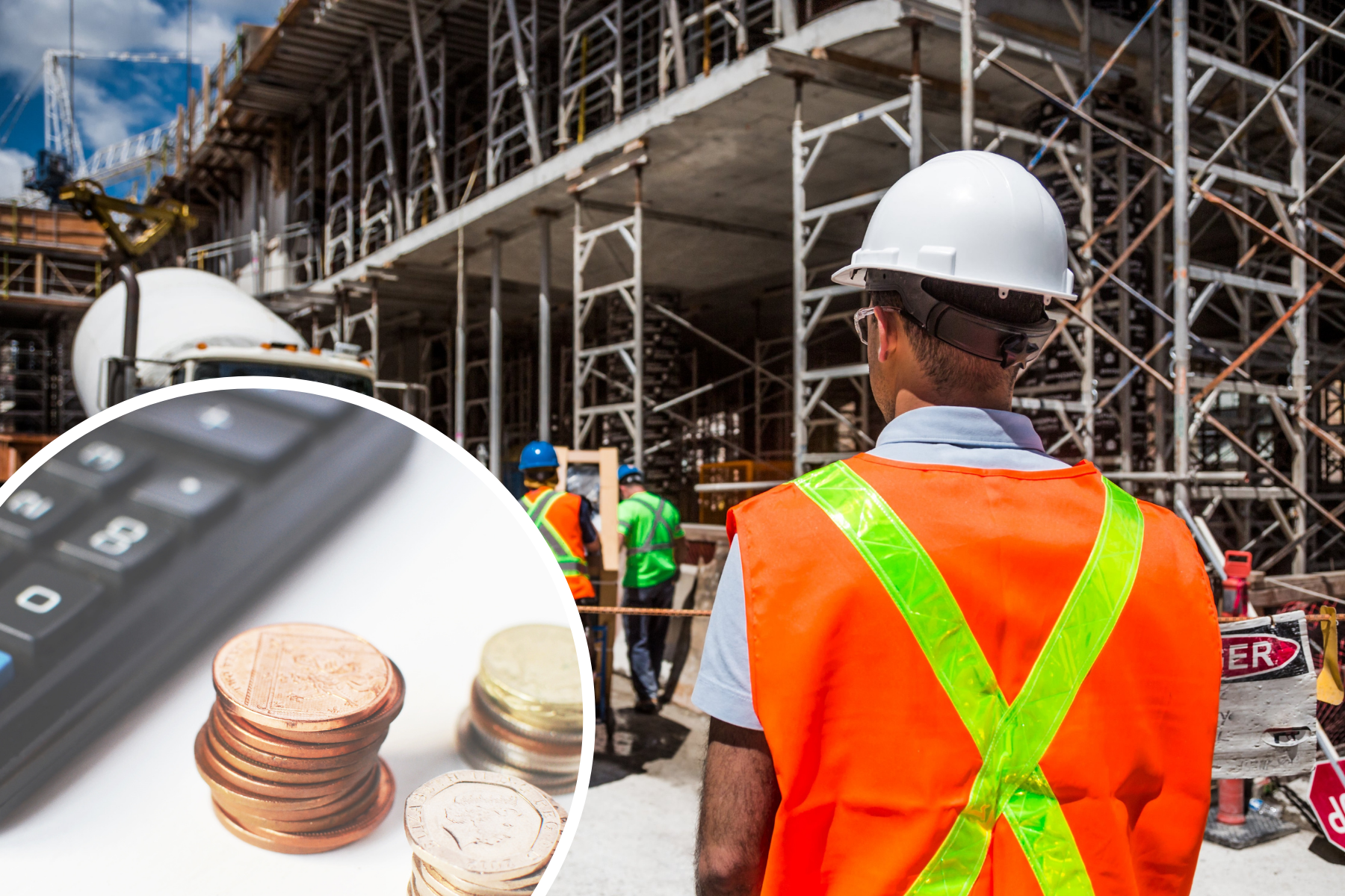 1.2 million construction workers see VAT changes from today – changes explained