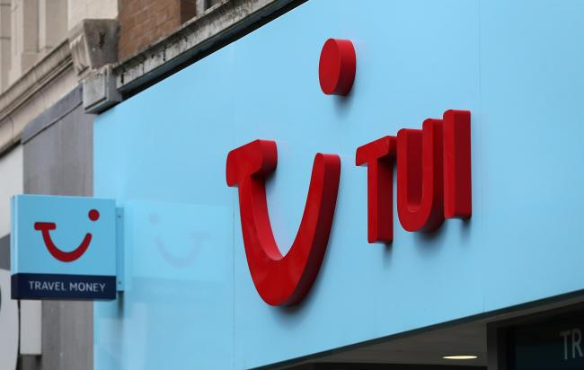 TUI cancels all holidays from UK - what to do if you've booked. (PA)