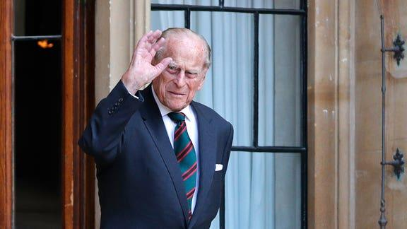 Royal Family 'united in prayers' for Prince Philip after moving hospital. (PA)