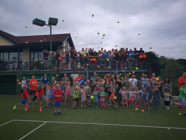 South Wales Argus: Allt-yr-Yn Lawn Tennis Club