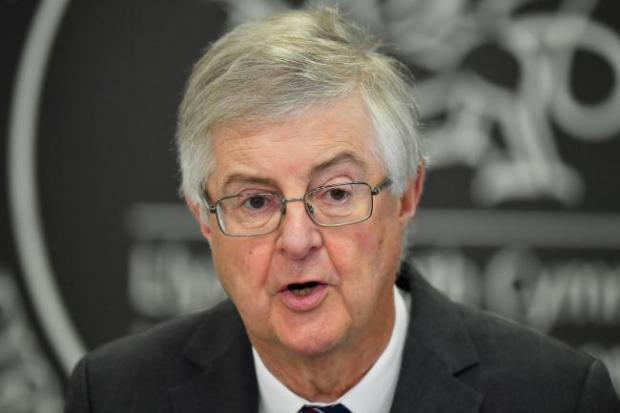 South Wales Argus: Mark Drakeford warned a decision would not be made until 'the last moment'