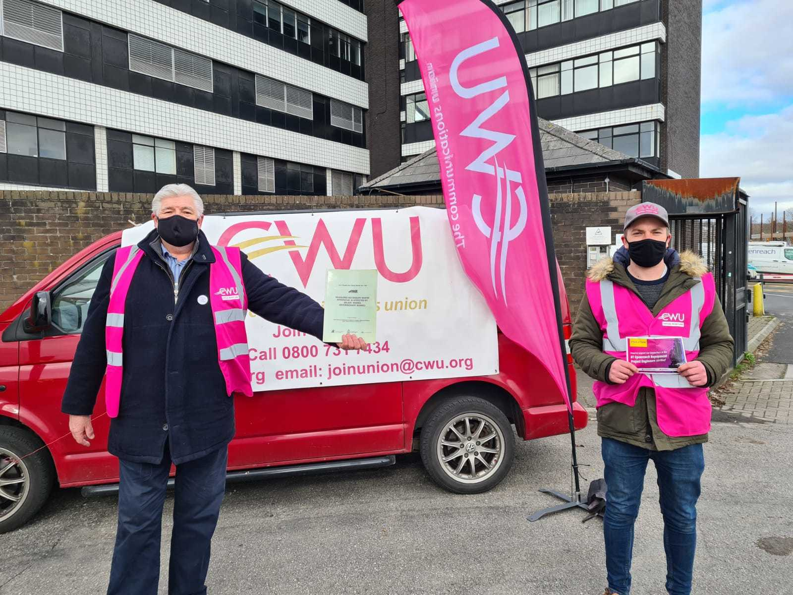 Why Openreach engineers have been on strike in Newport