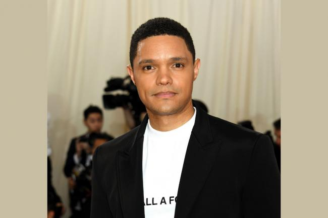 Grammy Awards 2021 host Trevor Noah (Picture: Jennifer Graylock/PA)