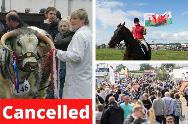 The three-day Pembrokeshire County Show has been cancelled for a second year
