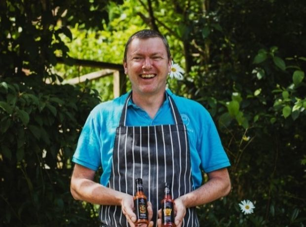 Ben Ford of Parva Spices