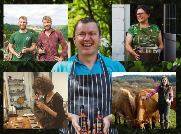 The Wye Valley Producers have shared why they have made the most of a trying year