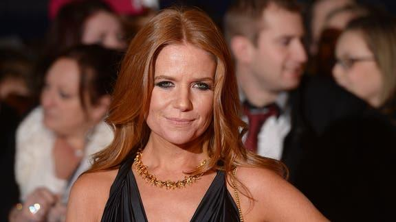 South Wales Argus: Patsy Palmer took exception to the caption under her name. (PA)