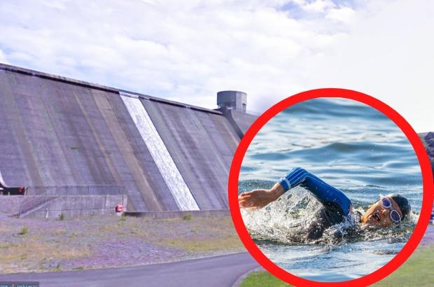 Llys-y-Frân reservoir has achieved accreditation as a safe open water swimming venue. Main Picture: Google Street View