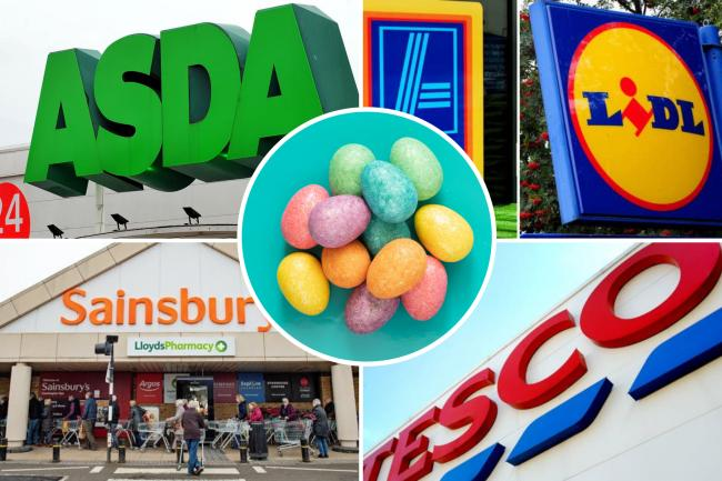 Tesco, Asda, Aldi, M&S and more - the best and worst Easter eggs. (PA/Canva)