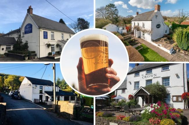 Fancy owning a pub? Here are five Gwent pubs for sale waiting to be snapped up