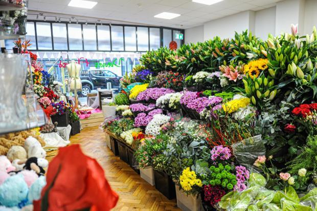 South Wales Argus: Davies Florists