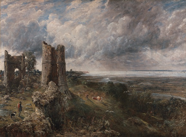 CONSTABLE: CAPTURING LIGHT AND AIR, online art history lecture