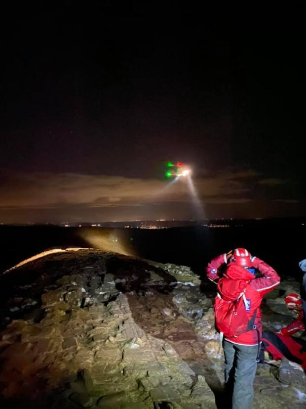 South Wales Argus: Pictures: Central Beacons Mountain Rescue Team