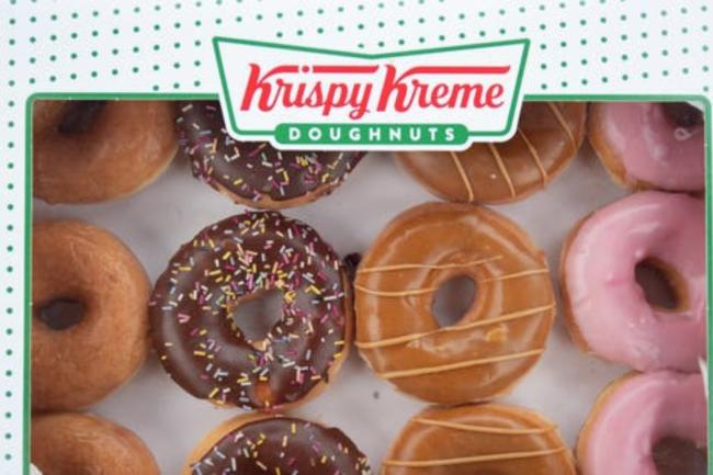 Krispy Kreme announce mouth-watering cookie range - but you'll need to be quick. (PA)