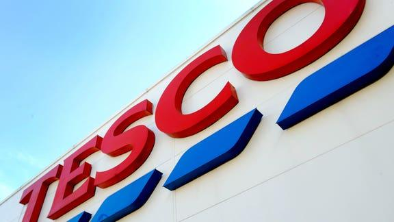 Tesco fined £7.56 million for selling out of date food in UK stores. (PA)