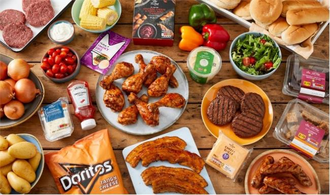 Morrisons launch bumper BBQ food box as lockdown restrictions ease. (Morrisons)