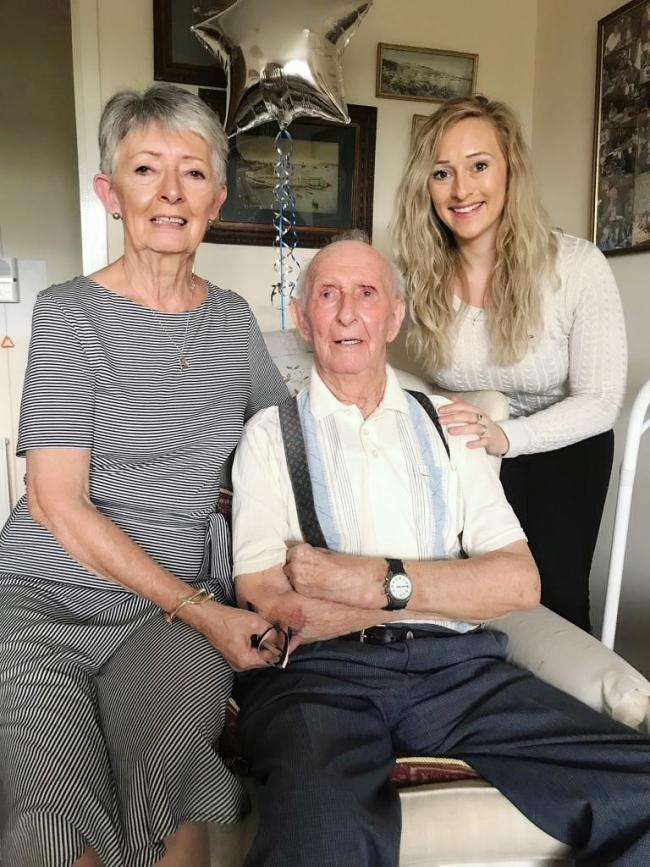 Tributes as Pembrokeshire's oldest man dies aged 106