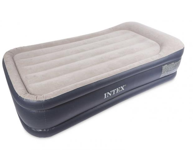South Wales Argus: Intex Single Raised Airbed. (Aldi)