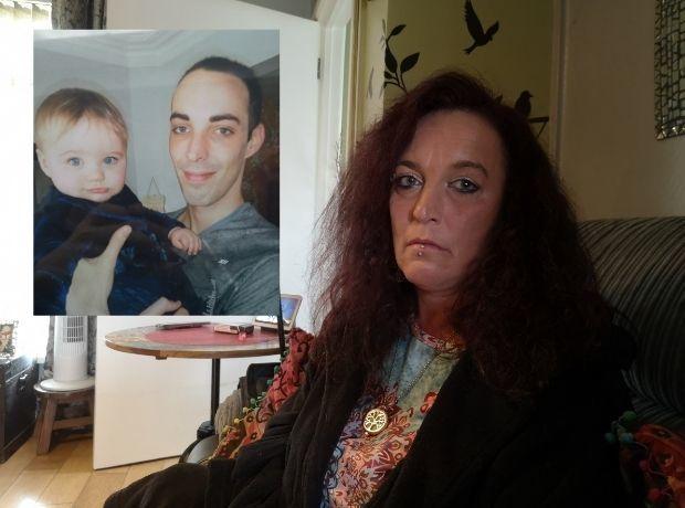 Family of Blaenavon man who took his own life in public plea