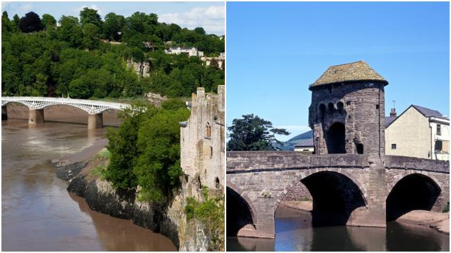 Monmouth and Chepstow make Guardian's must-visit list
