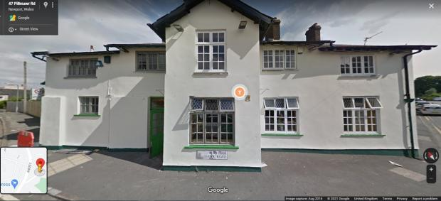 South Wales Argus: Three Horseshoes, Malpas. Picture: Street View