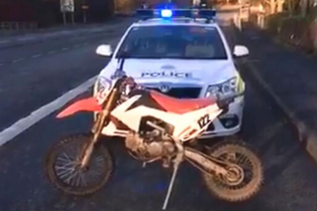 Valleys' MP Chris Evans will  introduce a 10-minute rule bill in the House of Commons to raise awareness of the need to act againt illegal scramblers