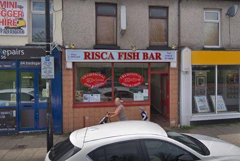 Risca Fish Bar