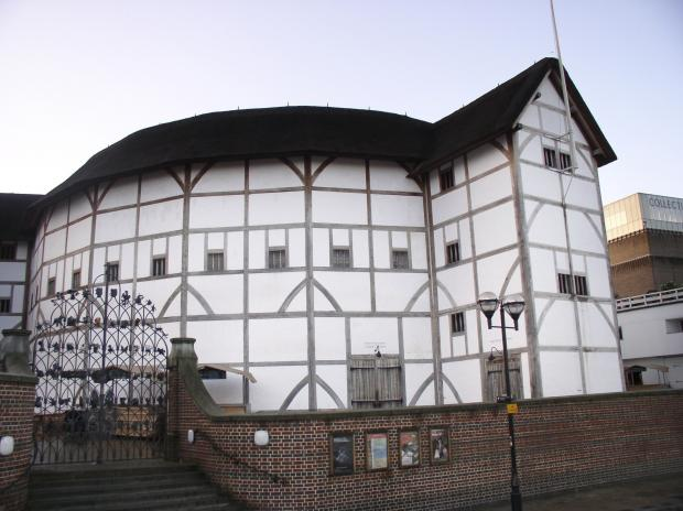 Argus of South Wales: The Globe Theater.  Image: Getty Images