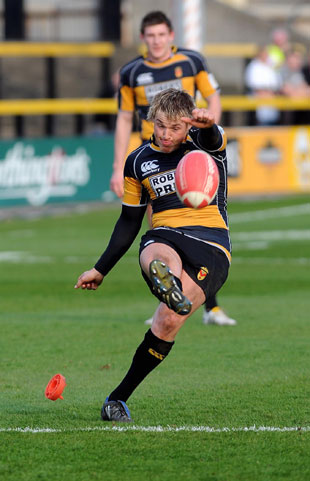 Lewis Robling gets his chance for the Dragons