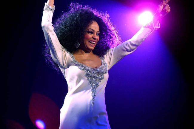 Diana Ross announces outdoor summer show at Cardiff Castle