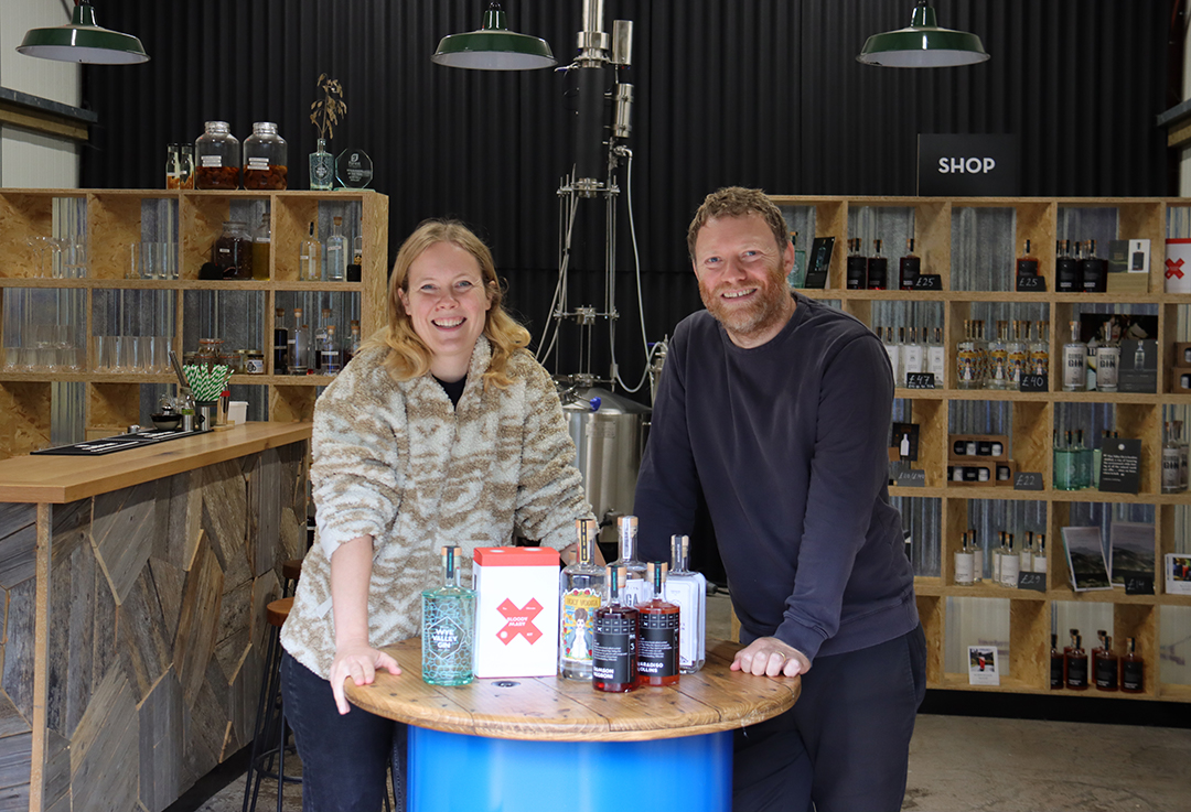 Monmouthshire distillery aim to build on success with Supreme Champion title