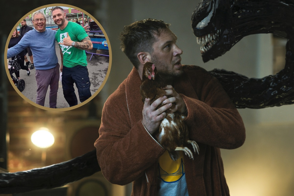Tom Hardy reveals he and his family love Barry Island - especially the arcades