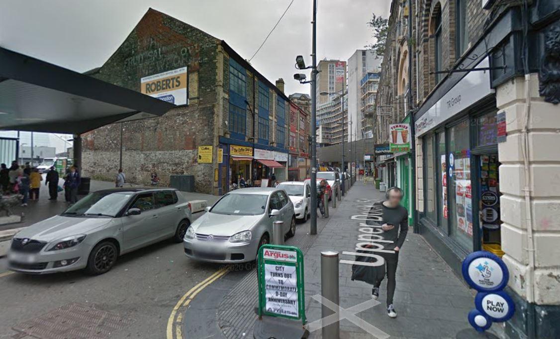 Detectives investigate nasty city centre assault