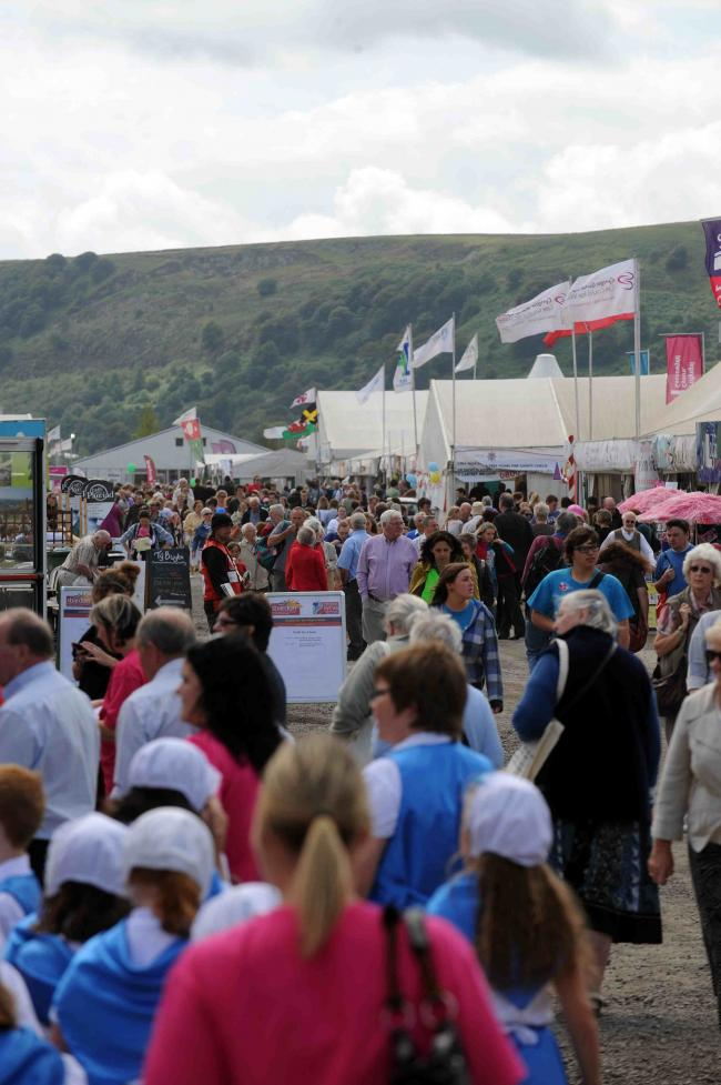 PROFILE: The Eisteddfod 'opened doors' for for Blaenau Gwent