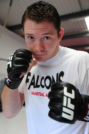 FIGHTING CHANCE: Joseph Duffy