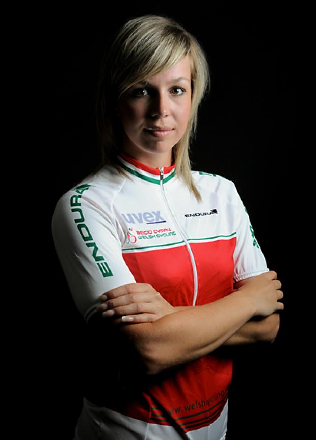 Abergavenny cycling sensation Becky James becomes world sprint champion