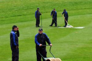 RYDER CUP: Green staff saved the tournament