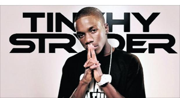 Tinchy Stryder pulls out of music festival