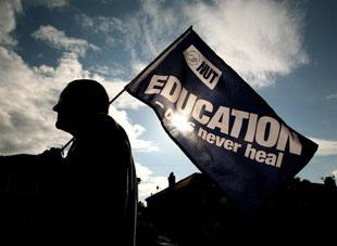 Teachers set to strike over pay and pensions