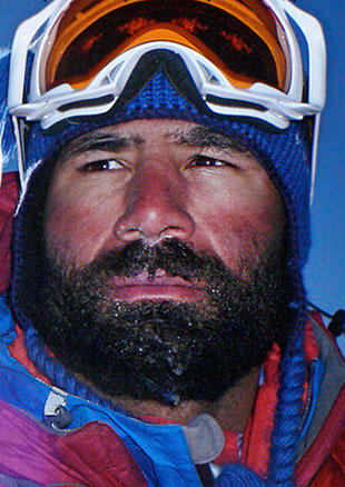 SOUTH POLE SOLO: Richard Parks