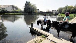 South Wales Argus: COOL DOWN: The Fourteen Locks Centre