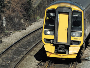 Police appeal after Newport woman attacked on train
